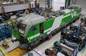 Gradnja nove lokomotive u tvornici Allach u Munchen-u / Foto: Siemens