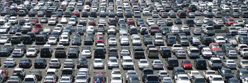 Ovdje bi bilo malo teže pronaći svoj automobil. Foto: www.northwestern.edu