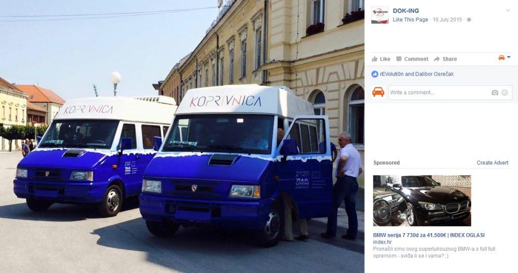Izvor: automobili.dnevnik.hr (screenshot/Fb)