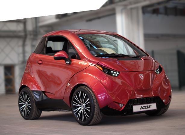 Električni automobil Dok-In-a, model: Loox / Izvor: www.dok-ing.hr
