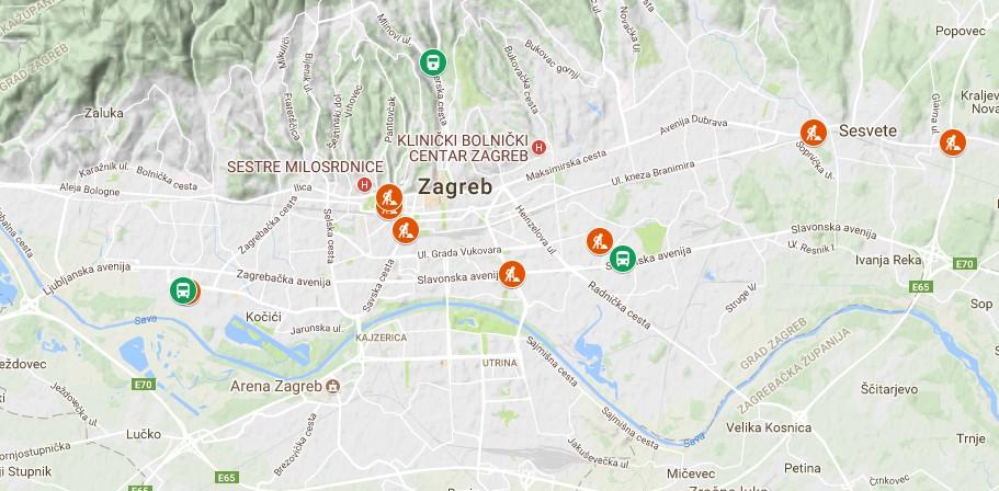 Karta radova i izmjena u javnom prijevozu na podruju grada zagreba karta radova i izmjena u javnom prijevozu na podruju grada zagreba web portal prom altavistaventures Image collections