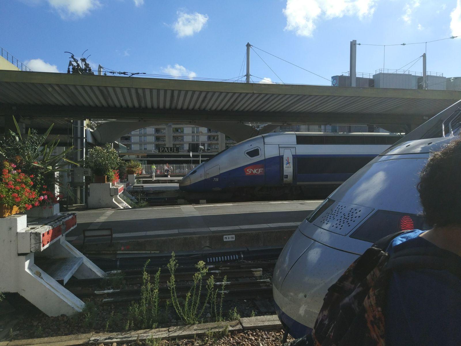 TGV profil /  Foto: Petar Tomorad-Rudec