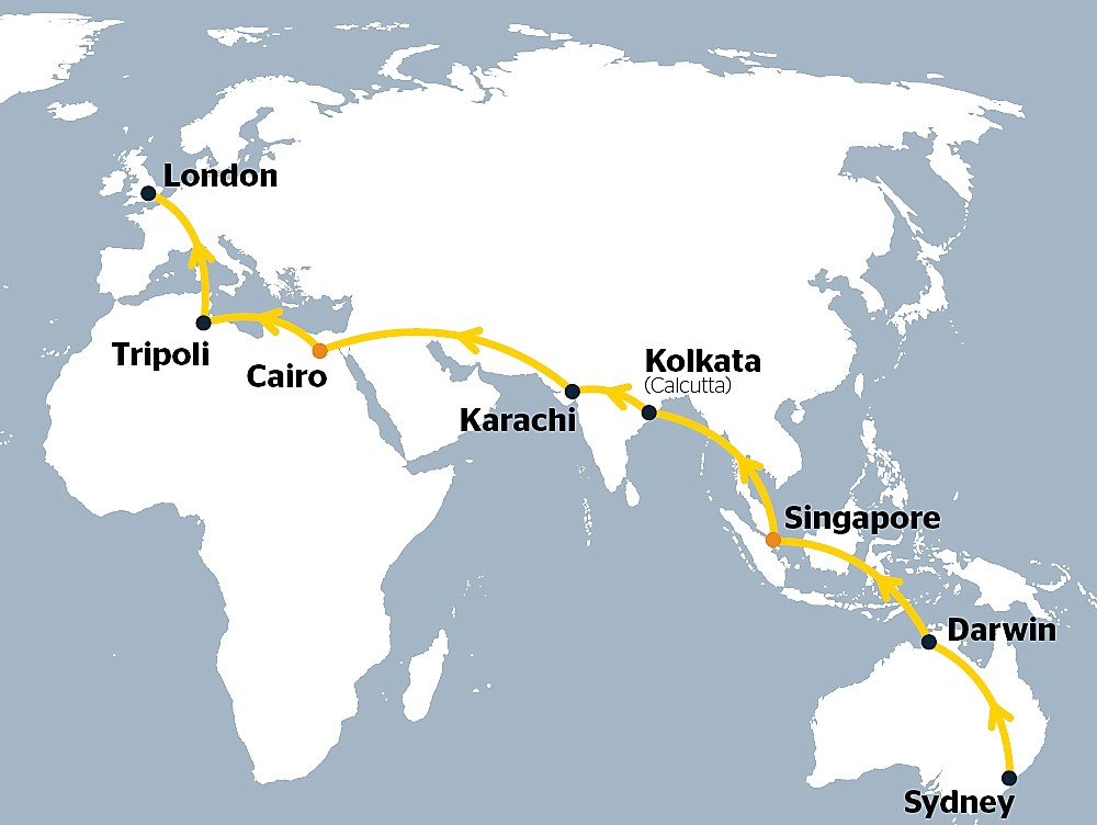 Klokanova ruta