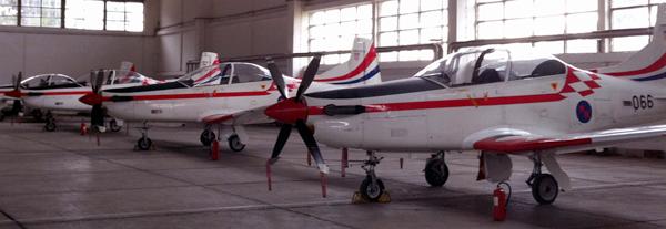 Pilatusi PC-9 Hrvatskog ratnog zrakoplovstva