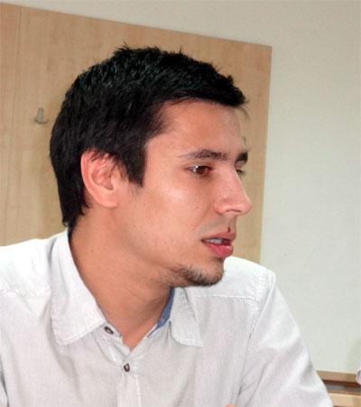 Mihael Petrić - najuspješniji polaznik modularnog osnovnog osposobljavanja