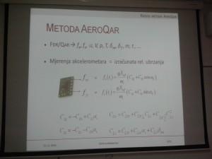 AeroQAR metoda praćenja aerodinamičkih značajki transportnog zrakoplova