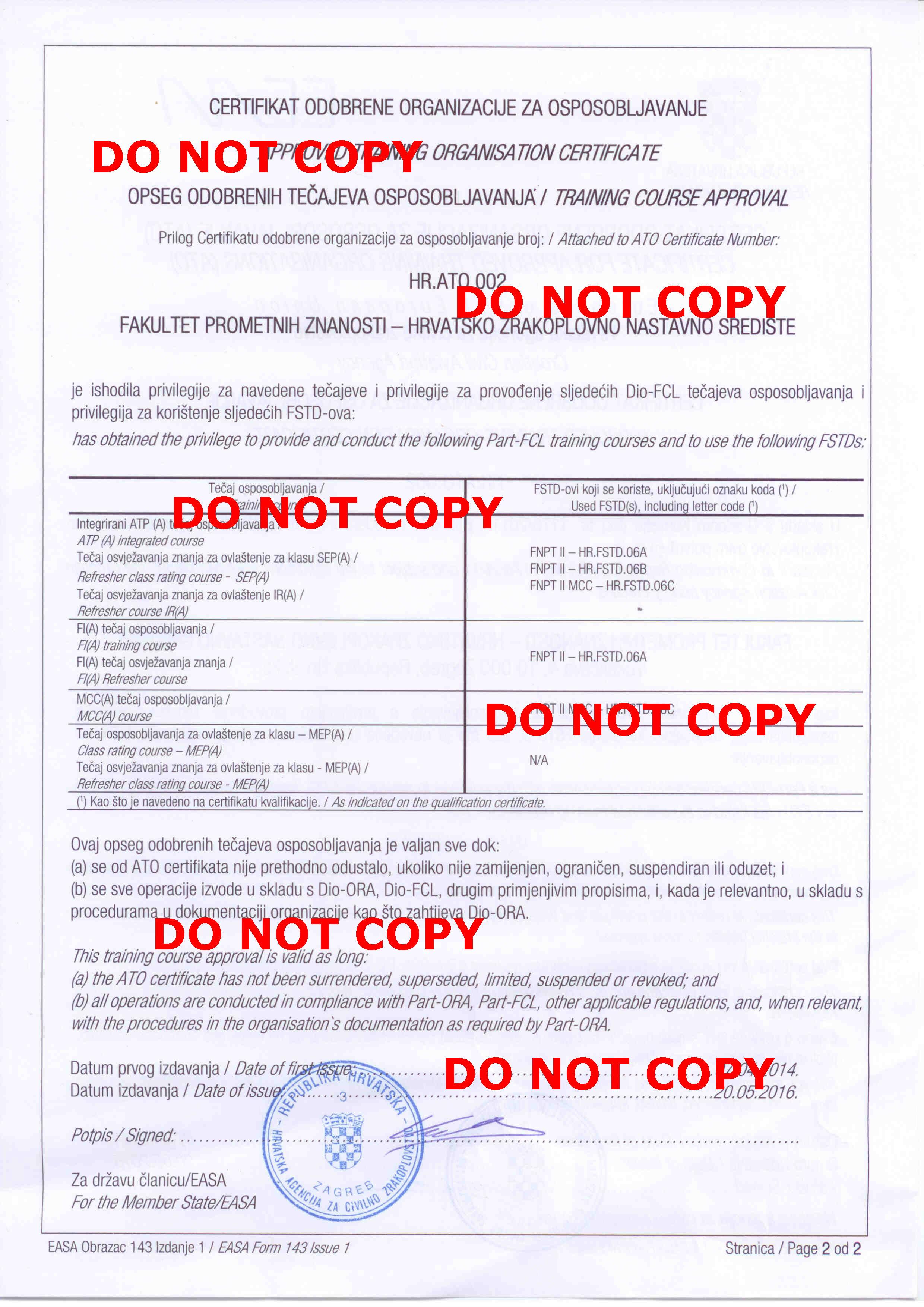 certifikat ATO1 31052016 DNC