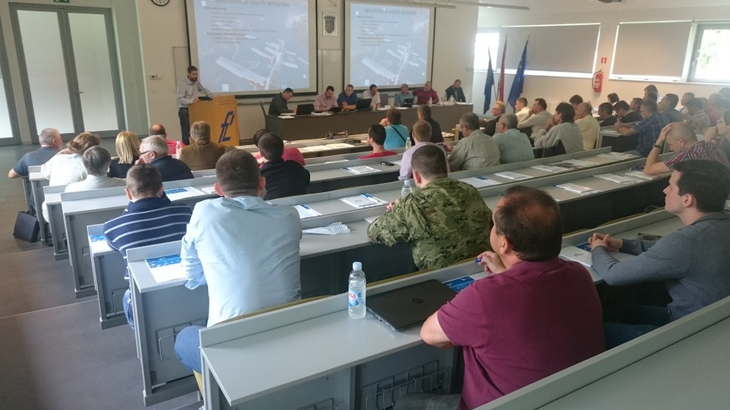 Summit on Flexible Use of Airspace organized by Croatia Control and hosted by the Department of Aeronautics