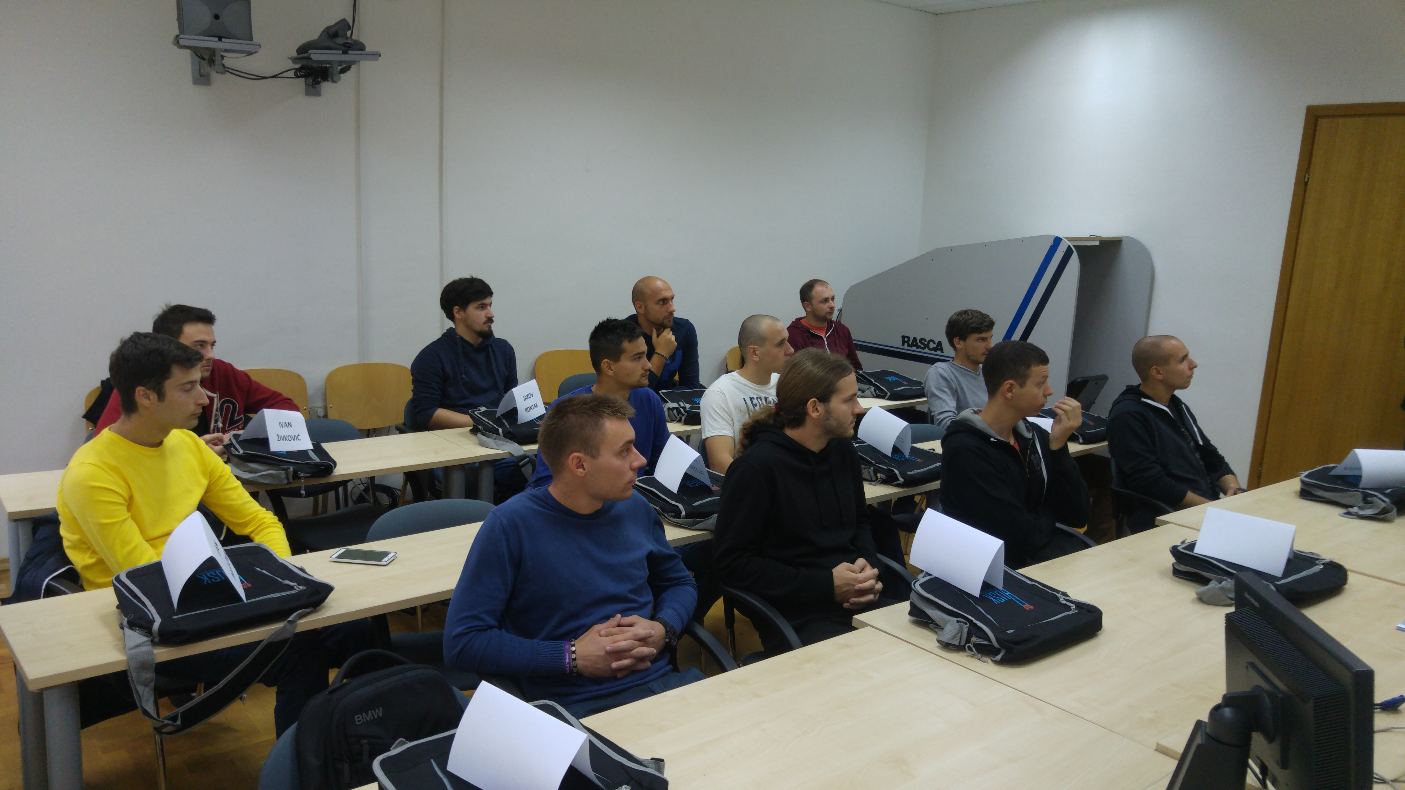 Dissertation on training