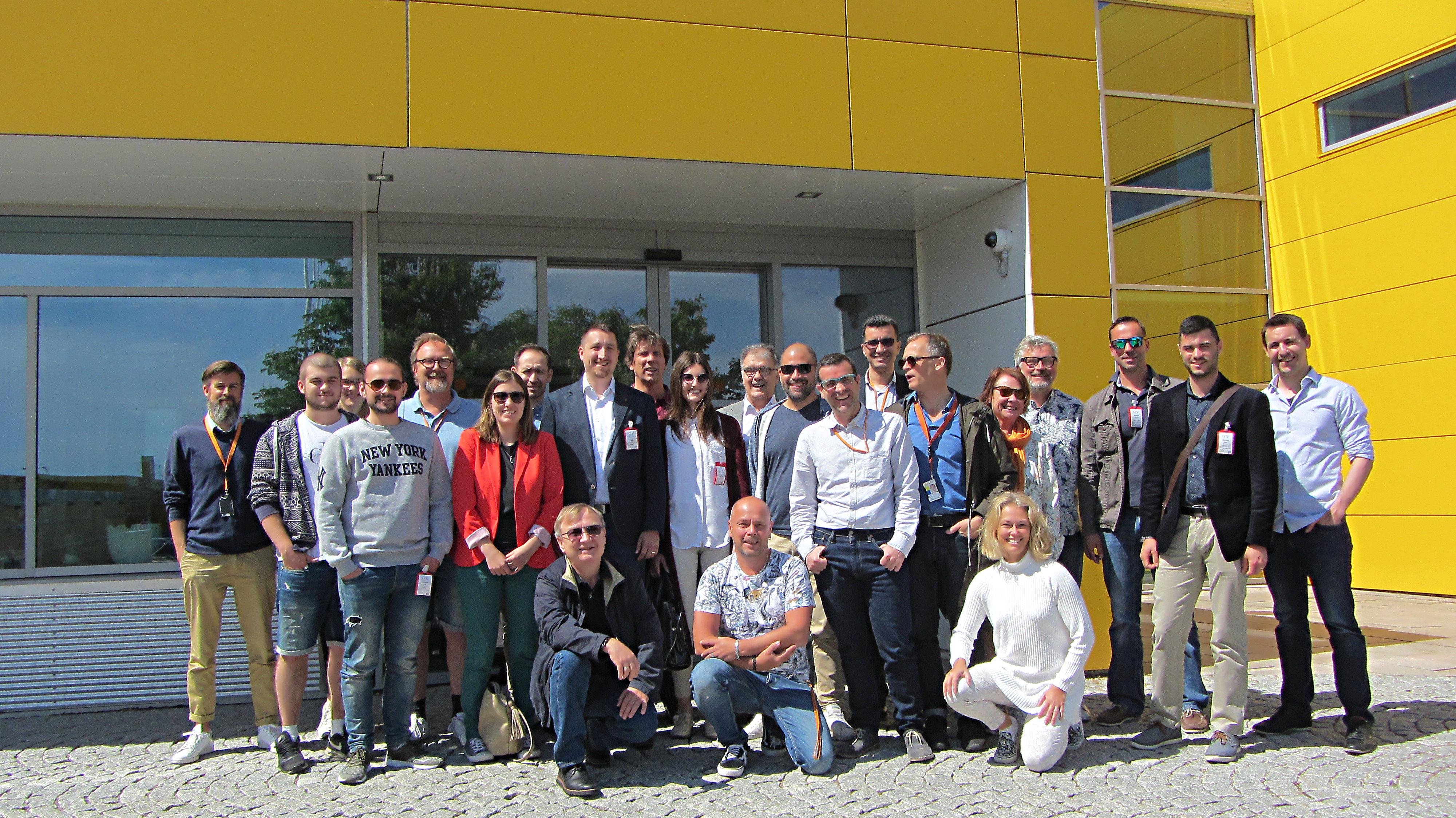 SESAR 2020 - EAMAN team